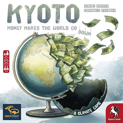 Kyoto - Cover