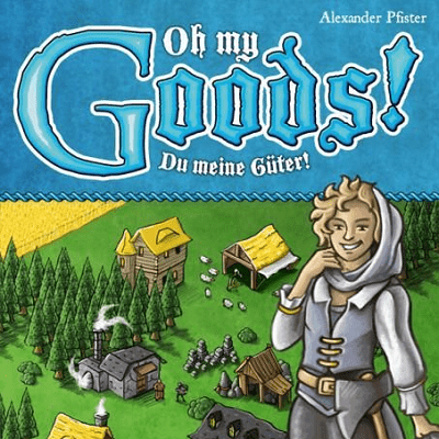 Oh my Goods - Cover