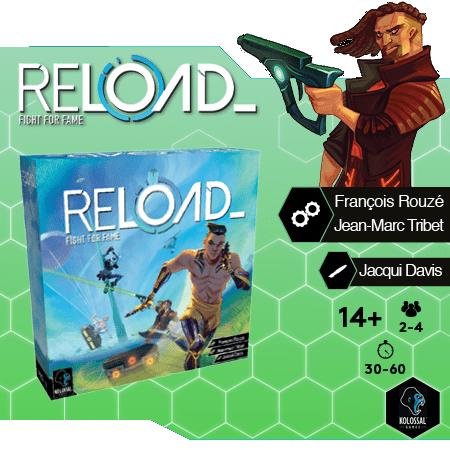 Reload Kickstarter