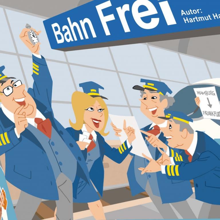 Bahn Frei - Cover
