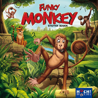 Funky Monkey - Cover