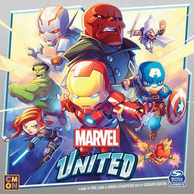 Marvel United - Cover