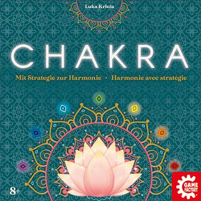Chakra - Cover