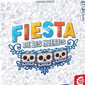 Fiesta de los Muertos - Cover