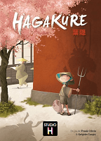 Hagakure - Cover