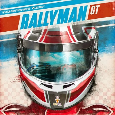 Rallyman GT - Cover