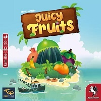 Juicy Fruits - Cover