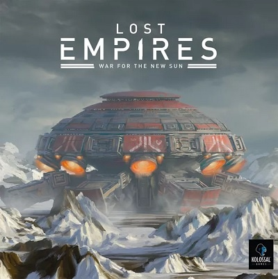 Lost Empires - Cover