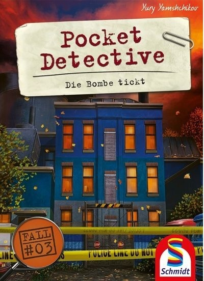 Pocket Detective - Cover
