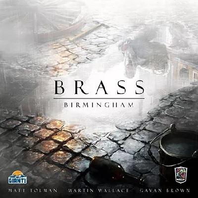 Brass Birmingham - Cover