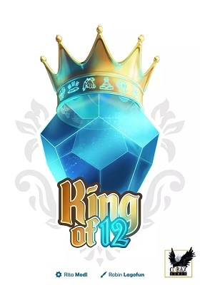 King of 12 - Cover