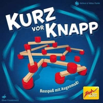 Kurz vor Knapp - Cover