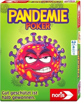 Pandemie Poker - Cover