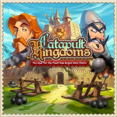 Catapult Kingdoms - Cover