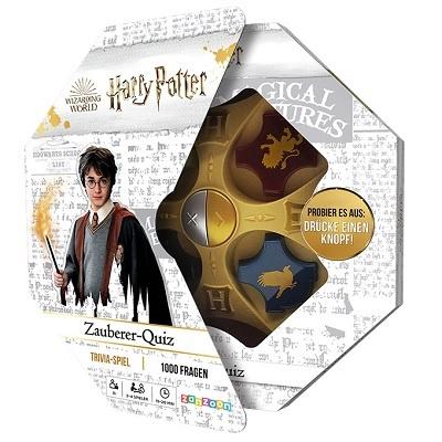 Harry Potter - Zauberer Quiz