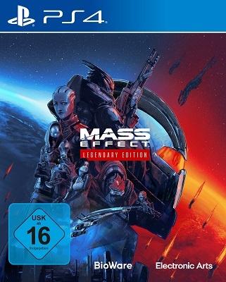 Mass Effect - Packung