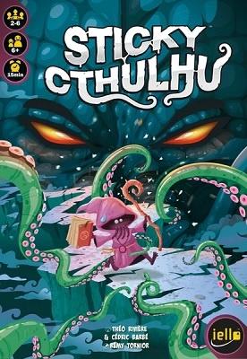 Sticky Cthulhu - Cover