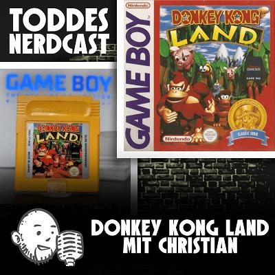 Toddes Nerdcast - Game Boy - Donkey Kong Land