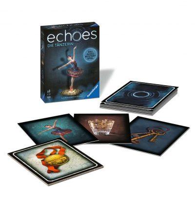 Echoes - Tänzerin