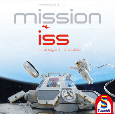 Mission ISS Cover