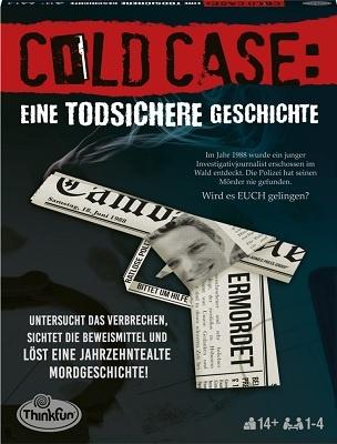 Cold Case - Eine todsichere Geschichte - Cover