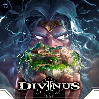 Divinus - Cover