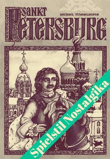Sankt Petersburg - Cover