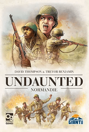 Undaunted Normandie - Cover