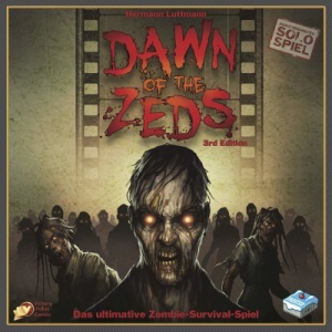 Dawn of the Zeds Cover