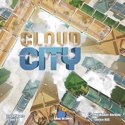 Cloud City - Cover