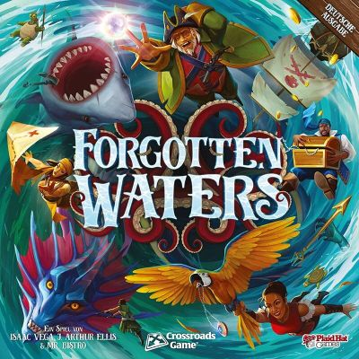 Forgotten Waters Feature Image