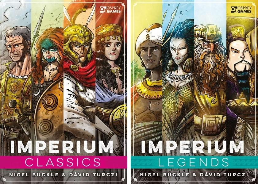 Imperium - Cover