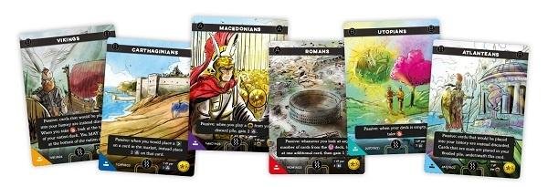 Imperium - Karten