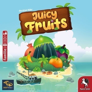 Juicy Fruits Cover