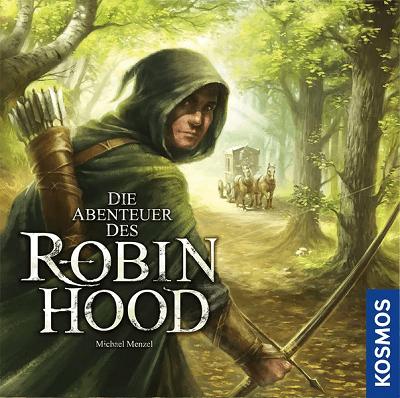Die Abenteuer des Robin Hood - Cover