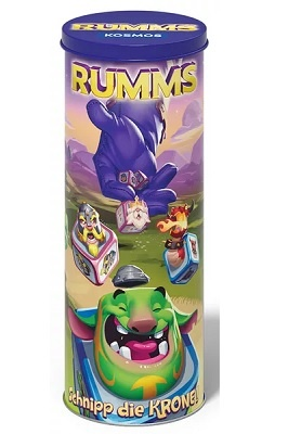 Rumms - Cover