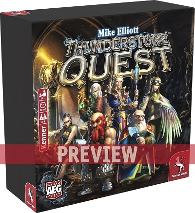 Thunderstone Quest - Cover