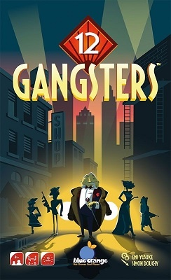 12 Gangsters - Cover