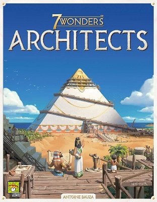 7 Wonders Architect - Cover