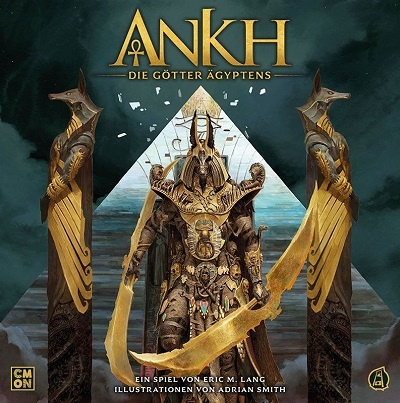 Ankh - Cover