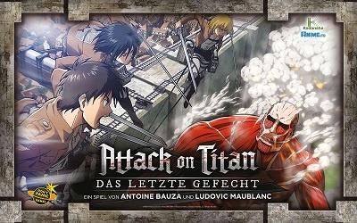 Attack on Titan - Cover