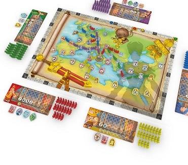 Cäsars Imperium - Spielsituation
