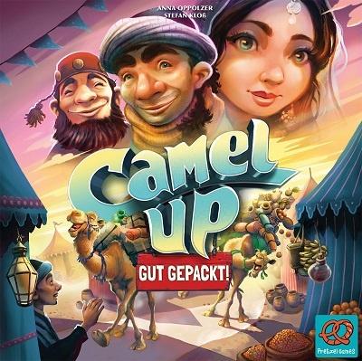 Camel Up - Gut gepackt - Cover