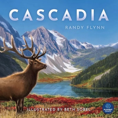 Cascadia - Cover