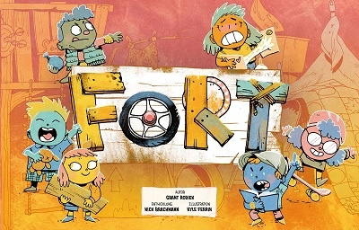 Fort - Cover