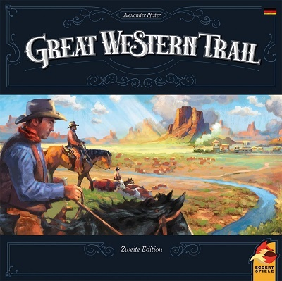 Great Western Trail - Cover