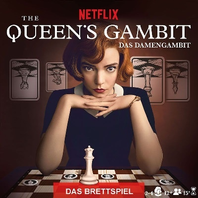Queens Gambit - Cover