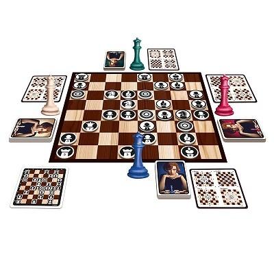 Queens Gambit - Spielsituation