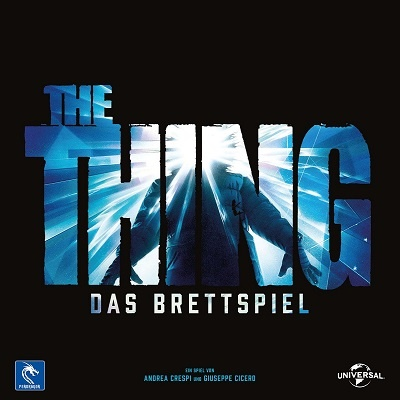 The Thing - Cover