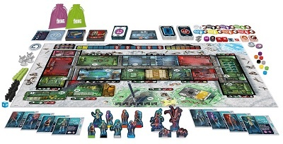 The Thing - Spielsituation